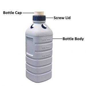 Buy The Water Bottle Recycling Bin Direct From Bin Shop