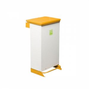 Clinical waste bin