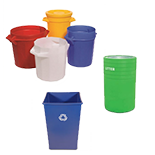 Internal Recycling Bins
