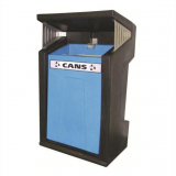 Provincial Recycling Bin - 39 Litre