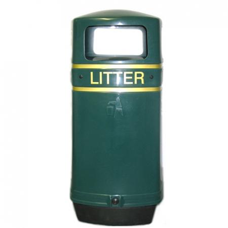 Premium Litter Bin - 90 Litre Capacity