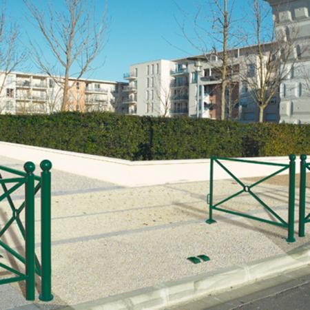Province Access Gate