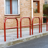 Steel Reinforced Hoop Barrier