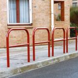 Steel Reinforced Hoop Barrier