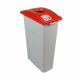 Waste Watcher Recycling Bin - Cans & Bottles
