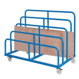 Mobile Variable Height Sheet Rack