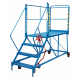 Fort 4 Tread Service Platform - 1000mm Platform Height