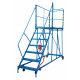 Fort 8 Tread Service Platform - 2000mm Platform Height