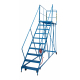 Fort 10 Tread Service Platform - 2500mm Platform Height