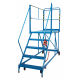 Fort 5 Tread Service Platform - 1250mm Platform Height
