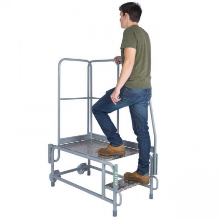Fort Professional Universal Work Platform - 2 Tread