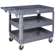Plastic Service Trolley - 3 Trays