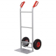 Fort Heavy Duty Sack Truck with Straight Cross Members - 260kg Capacity
