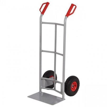 Fort Heavy Duty Sack Truck with Concave Cross Members - 260kg Capacity