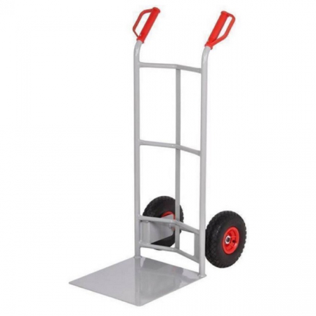 Fort Heavy Duty Sack Truck with Large Toe Plate - 260kg Capacity