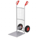 Fort Heavy Duty Sack Truck with Mesh Back & Large Toe - 260kg Capacity
