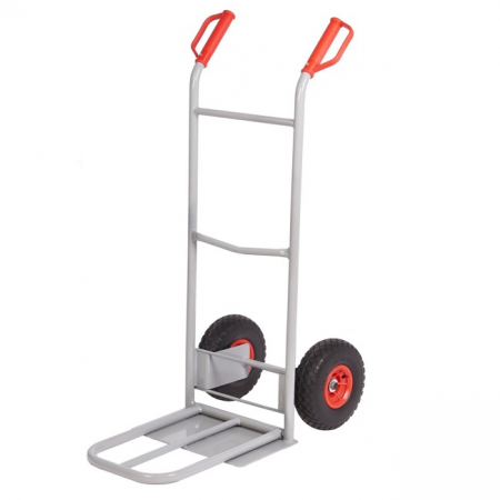 Fort Heavy Duty Sack Truck with Folding Toe - 250kg Capacity