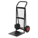 Fort Super Heavy Duty Sack Truck with Mesh Back & Large Toe Plate - 270kg Capacity