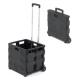 Black Folding Box Truck - 35kg Capacity