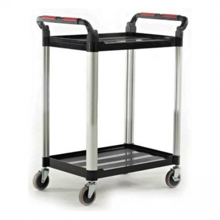 ProPlaz 2 Shelf Trolley
