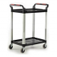 ProPlaz 2 Shelf Trolley