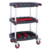 ProPlaz Handy Tool Trolley - 100kg Capacity