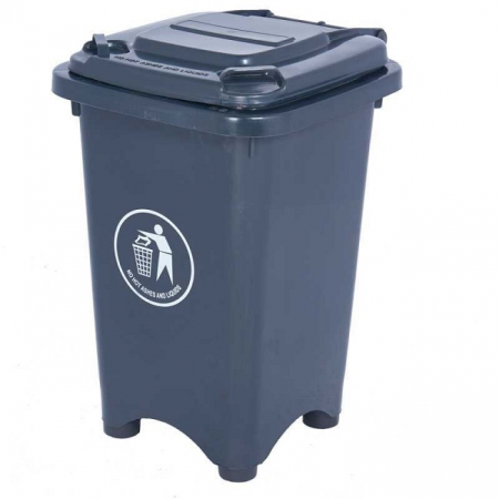 50 Litre Litter Bin with Feet