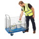 ProPlaz Blue Mesh Surround Security Truck - 300kg