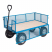 REACH Compliant General Purpose Truck with Mesh Sides - 400kg Capacity