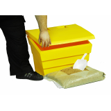 50 Litre Mini Grit Bin Winter Kit