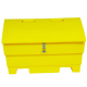 12 Cu Ft Lockable Grit Bin - 350 Litre / 350 kg Capacity