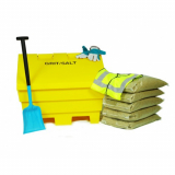 6 Cu Ft Grit Bin Winter Pack
