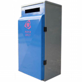 Valley Recycling Bin - 100 Litre Capacity