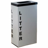 Greenline Large Recycling Bin - 80 Litre