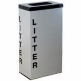 Greenline Large Recycling Bin - 80 Litre