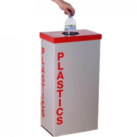 Greenline Standard Recycling Bin - 56 Litre