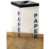 Greenline Clear Recycling Bin - 63 Litre