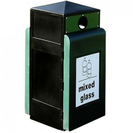 Glade Recycling Bin - 90 Litre Capacity