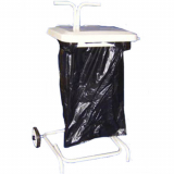Stik Mobile Pedal Operated Sack Holder