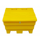 6 Cu Ft Lockable Grit Bin - 175 Litre / 175 kg Capacity