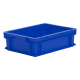 11L Euro Stacking Container - Solid Sides & Base - 400  x 300 x 120mm