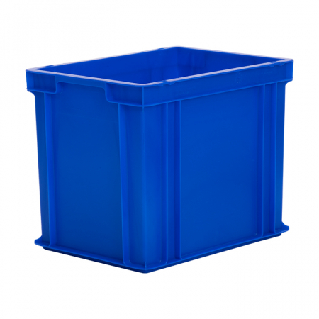 30L Euro Stacking Container - Solid Sides & Base - 400 x 300 x 325mm