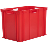 85L Euro Stacking Container - Solid Sides & Base - 600 x 400 x 425mm