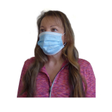 Type IIR 3-Ply Disposable Surgical Face Mask - Pack of 50