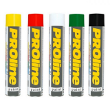 PROline Line Marking Paint - 750ml Aerosols - Choice of Colours
