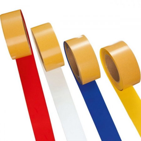 PROline PVC Adhesive Floor Marking Tape - 25m x 50mm wide