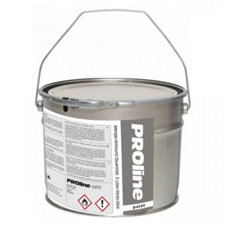 PROline Outdoor Industrial Floor Paint - 5 Litre Tin - Choice of Colours