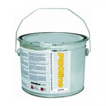 PROline Indoor Industrial Anti-slip Floor Paint - 5 Litre Tin - Choice of Colours