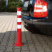 Traffic-Line FLEXback Traffic Post - 80mm Diameter x 460mm High