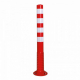 Traffic-Line FLEXback Traffic Post - 80mm Diameter x 1000mm High